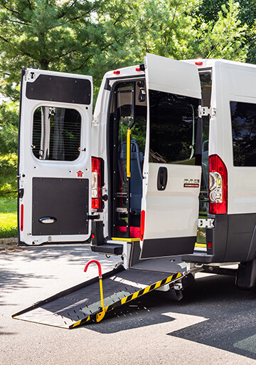Parts for Wheelchair Accessible Vehicles Ontario | Creative